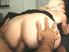 Old whore fucks for cash